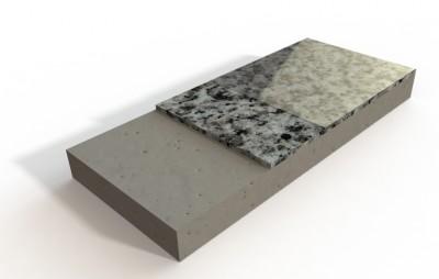 Структура плиты Grado 208F